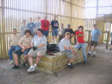 Troop #113 Doing an  Eagle Scout Project